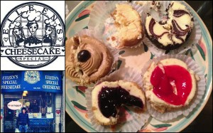 Eileen cheesecake