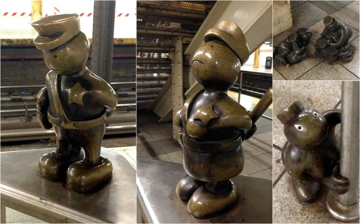 Sculptures by Tom Otterness
